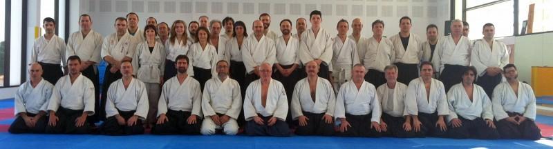 Aikido grup Tarongers