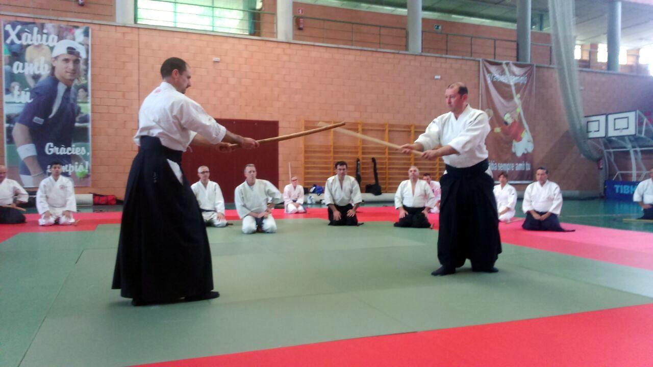 Aikido Curs Xàbia 2015 2